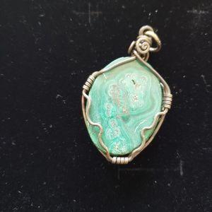 Antique necklaces stone